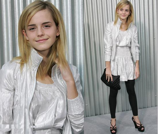 To wear up-to-date outfits? From the last collections? Check out Emma Watson