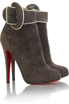 Ireland Jimmy Choo Ankle Booties - 2008 11 13 Amazing Christian Louboutin Trottinette Ankle Boots