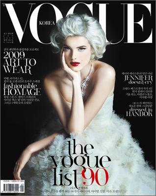 agyness deyn style. Agyness Deyn Does Vogue Korea