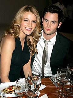 Blake Lively  Penn Badgely on Blake Lively And Penn Badgley  Still Going Strong