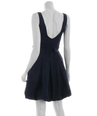 vera wang dresses. vera-wang-navy-floral-bubble-