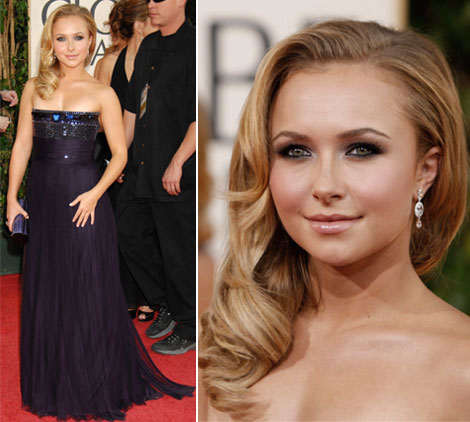 hayden-panettiere-gianfranco-ferre-dress-golden-globe-awards-2009