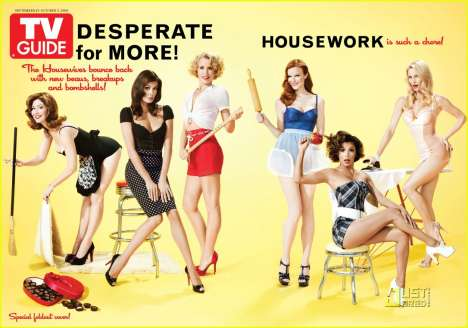Hypersexualized representations by the media