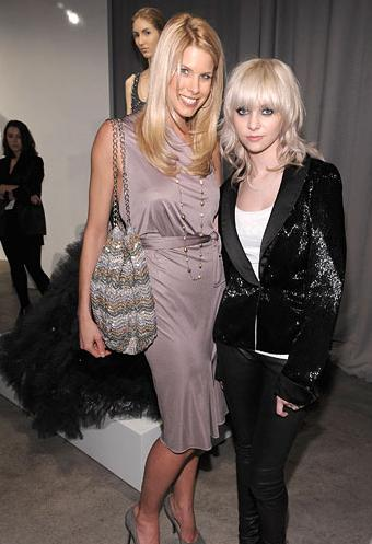 beth-ostrosky-and-taylor-momsen-at-marchesa