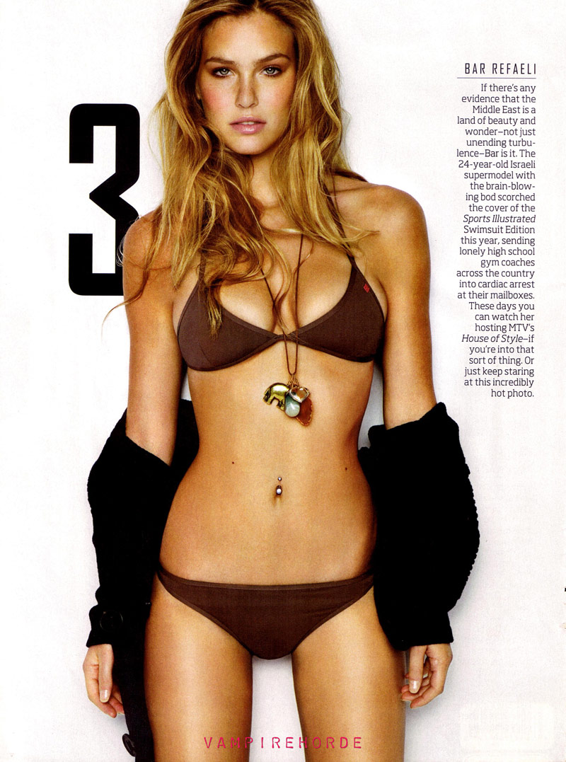 maxim top100 top 10 bar refaeli