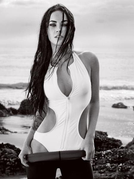 Megan Fox Elle Magazine 2010. megan fox elle magazine june