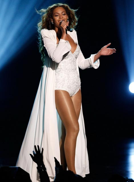 beyonce bet awards 2009 performance 1