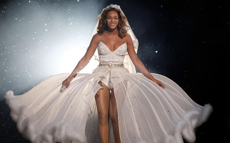 beyonce bet awards 2009 performance 3