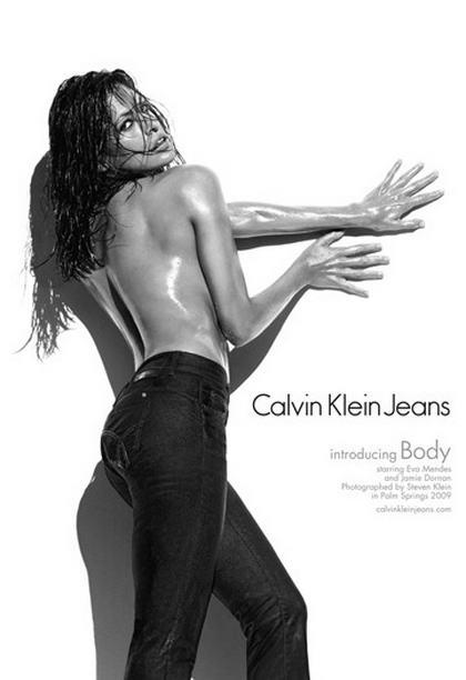 Calvin Klein Jeans Ad