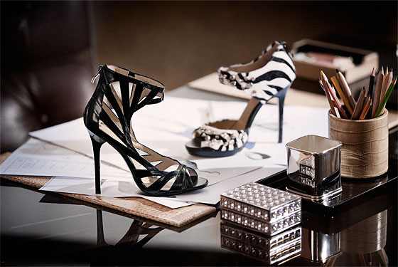 jimmy choo and HM