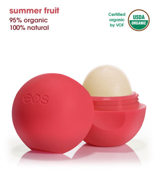 eos lip balm smooth sphere
