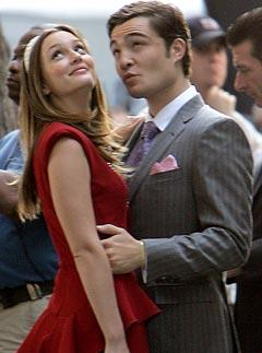 leighton meester ed westwick posh outfit