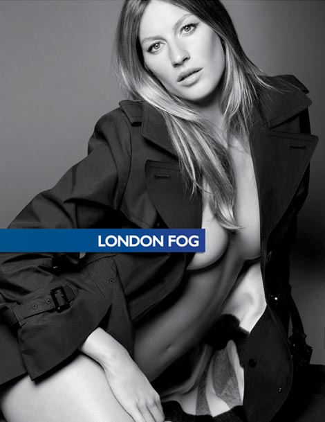 gisele-bundchen-london-fog-ad-campaign 1