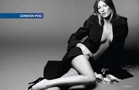 gisele-bundchen-london-fog-ad-campaign 2
