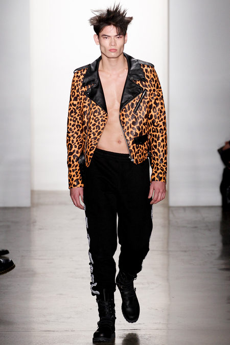 Jeremy Scott Fall 2013 RTW 3