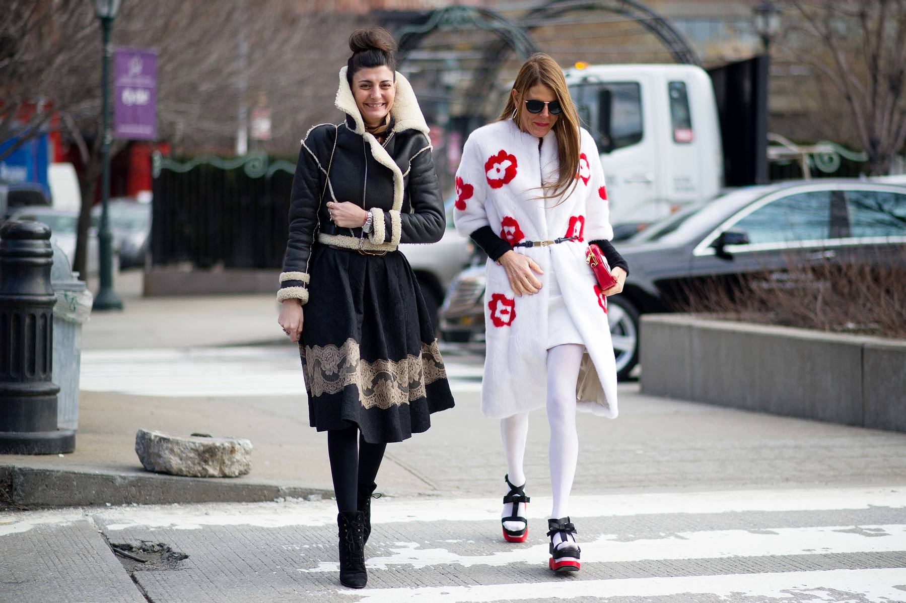 New York Fashion Week Street Style New Inspiration
