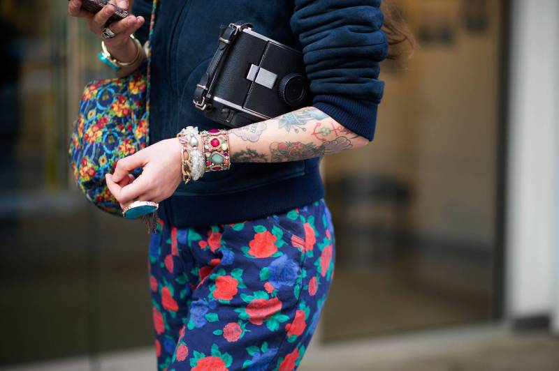 New York Fashion Week Street Style New 3