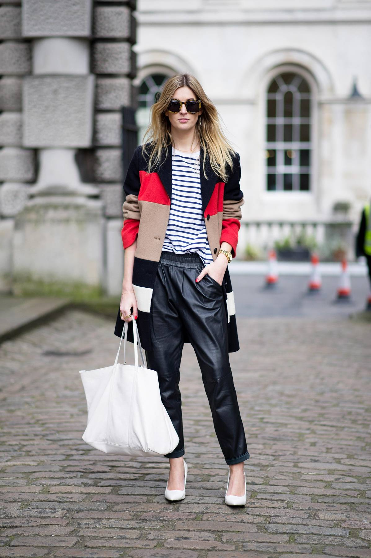 Inspiration From Street Style From London Fashion Week