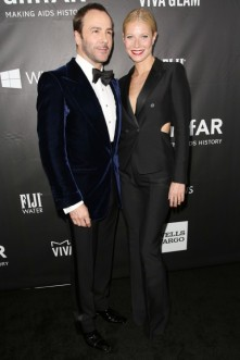 amfAR Tom Ford Gwyneth Paltrow