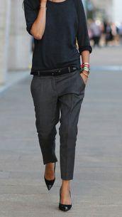 basic pants 2