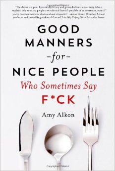 good manners book