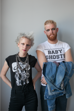 Halloween Punk rockers