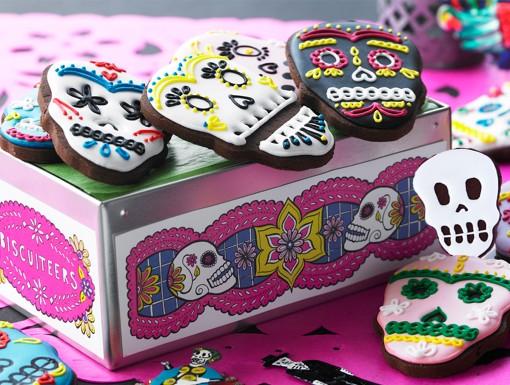 halloween sugar skulls