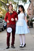 Halloween White-Rabbit-Alice-Wonderland