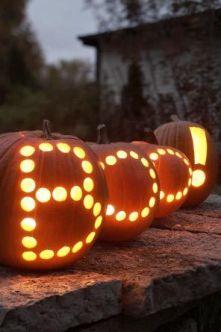 Holloween Pumpkin 4