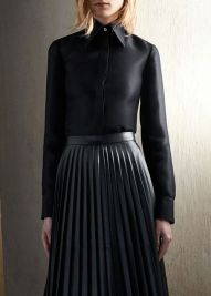 leather skirt 3