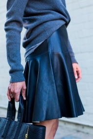 leather skirt 6