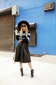 leather skirt 9