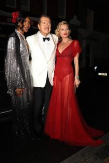 Naomi Campbell Mario Testino Kate Moss