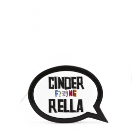 Sophia Webster Cinder F$!#ng Rella Speech Bubble Bag