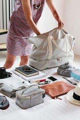 Weekend Travel Bag 2