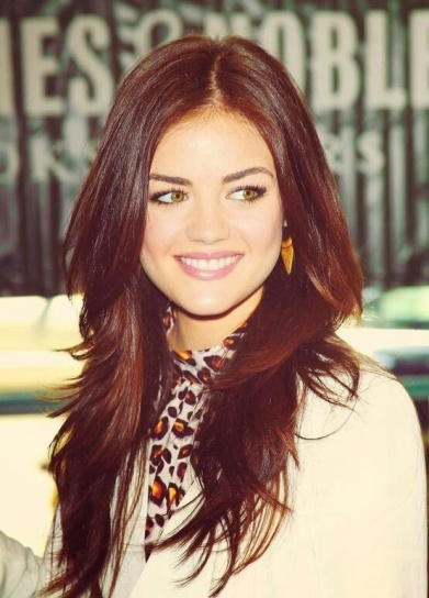 lucy hale layers