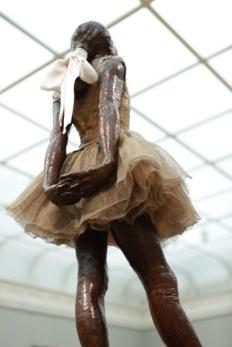 musee d'orsay ballerina degas