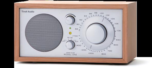 Radio model 1