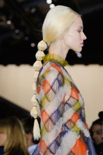 valentino pony tail