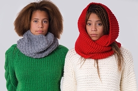 knitted colors