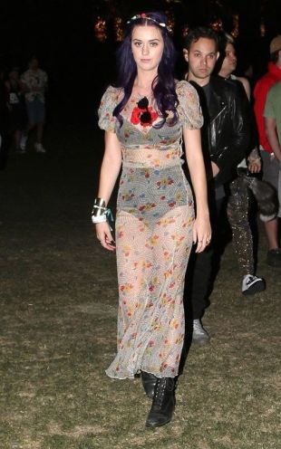 Katy Perry sheer trend