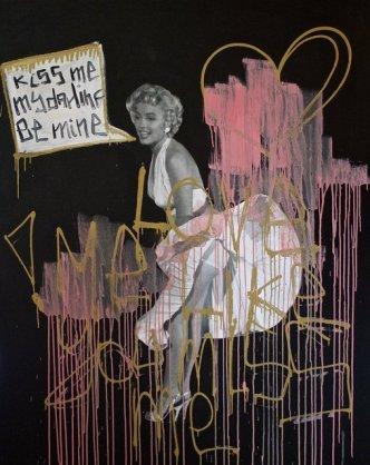 kiss me marilyn domingo zapata