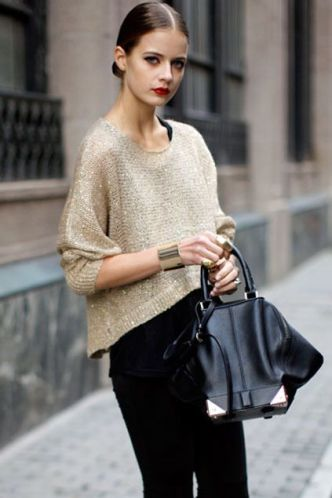 Knits That Sparkle