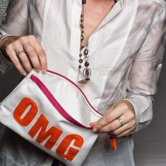 OMG make up bag
