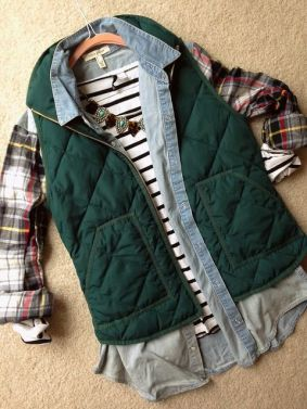plaid layers