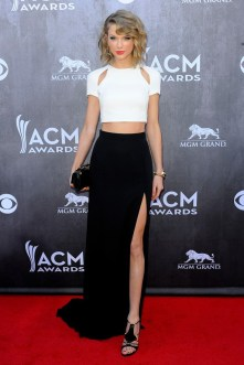 Taylor Swift monochrome
