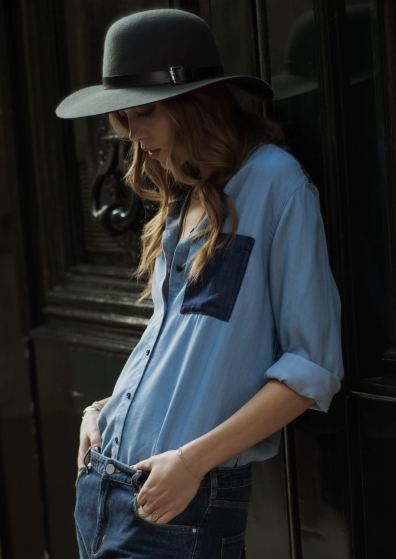 chambray shirt other stories
