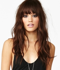everydayfacts fringes hair