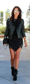 everydayfacts leather biker jacket 1