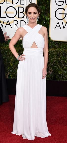 golden globes awards 2015 Emily Blunt